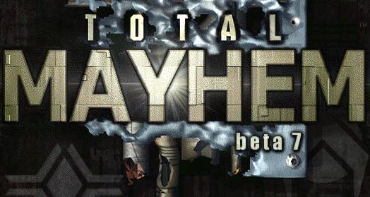 Total Mayhem banner
