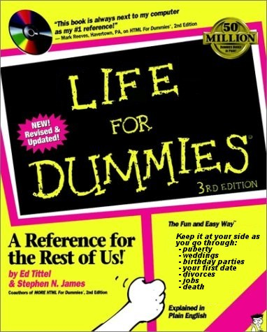Image result for life for dummies